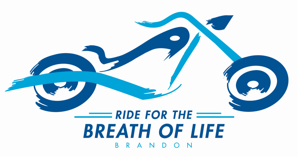 Ride for the Breath of Life logo