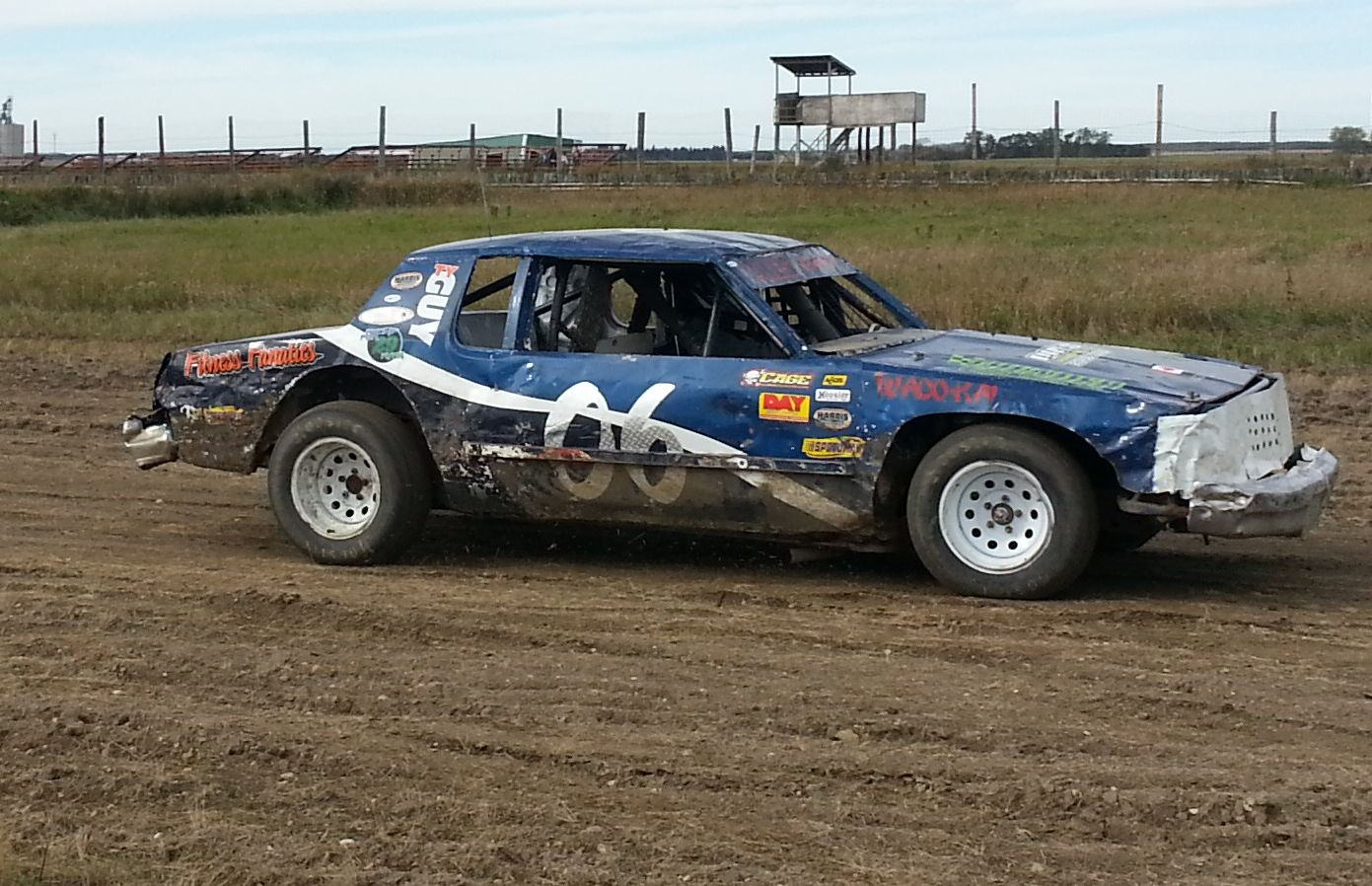 An example of a class of race car that may be running at Souris in the future.