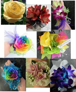 National Kinvention Corsages